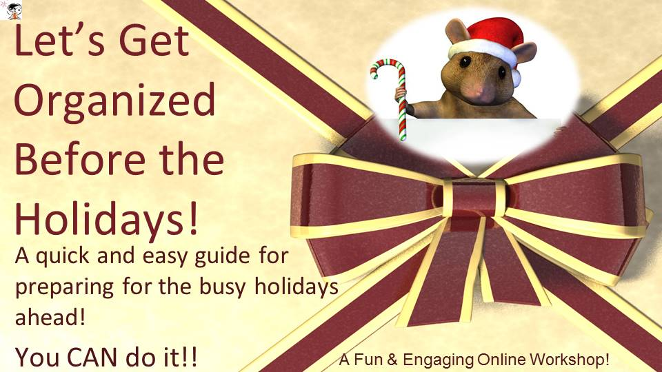 Before the Holidays Picture for Website